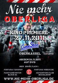 Nie mehr Oberliga